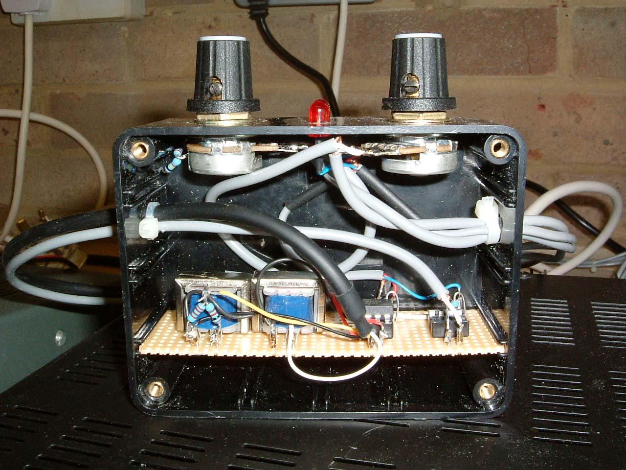 Rf Transceiver Circuit Diagram